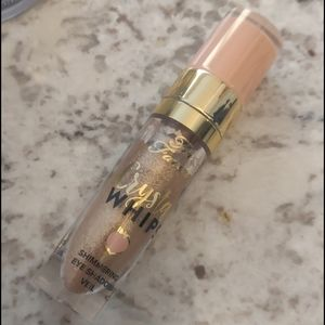 Toofaced Crystal Whips Eyeshadow in Pop the Bubbly